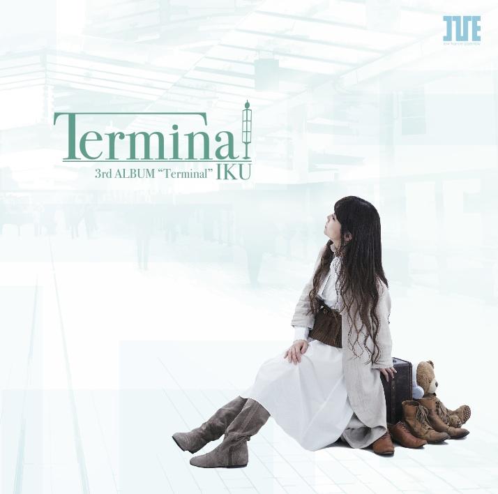 IKU 3rd ALBUM Terminal