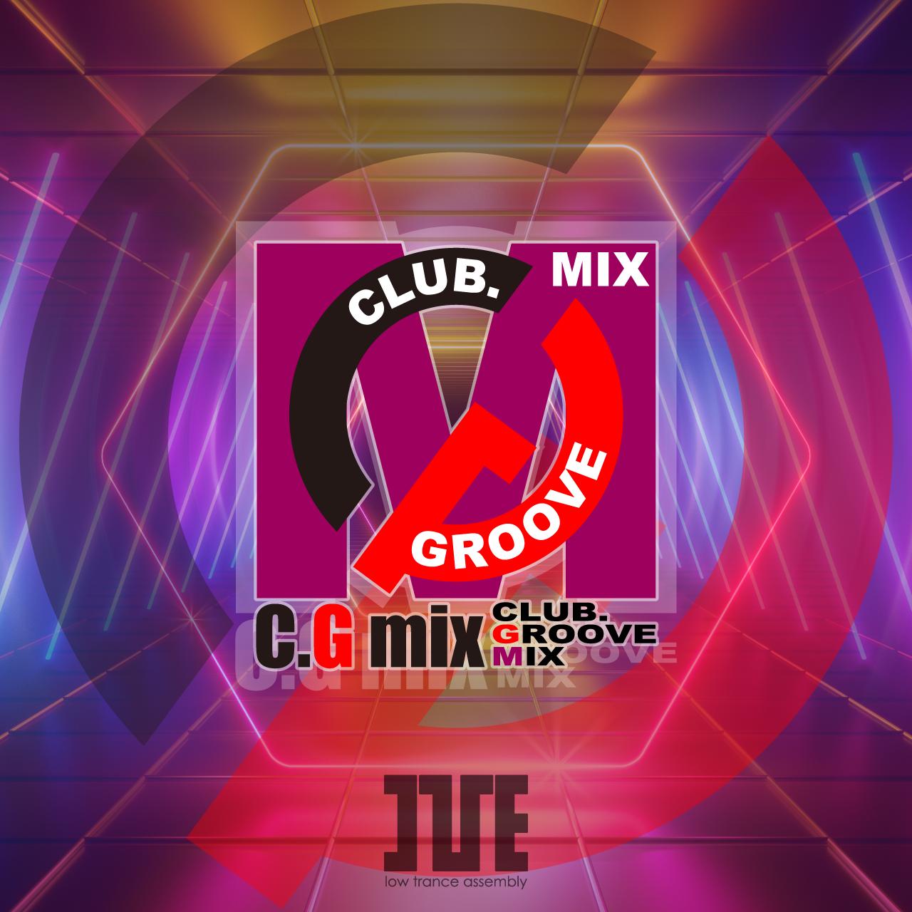C.G.mix concept mini ALBUM 「Club groove mix」 FC HiRe PACK